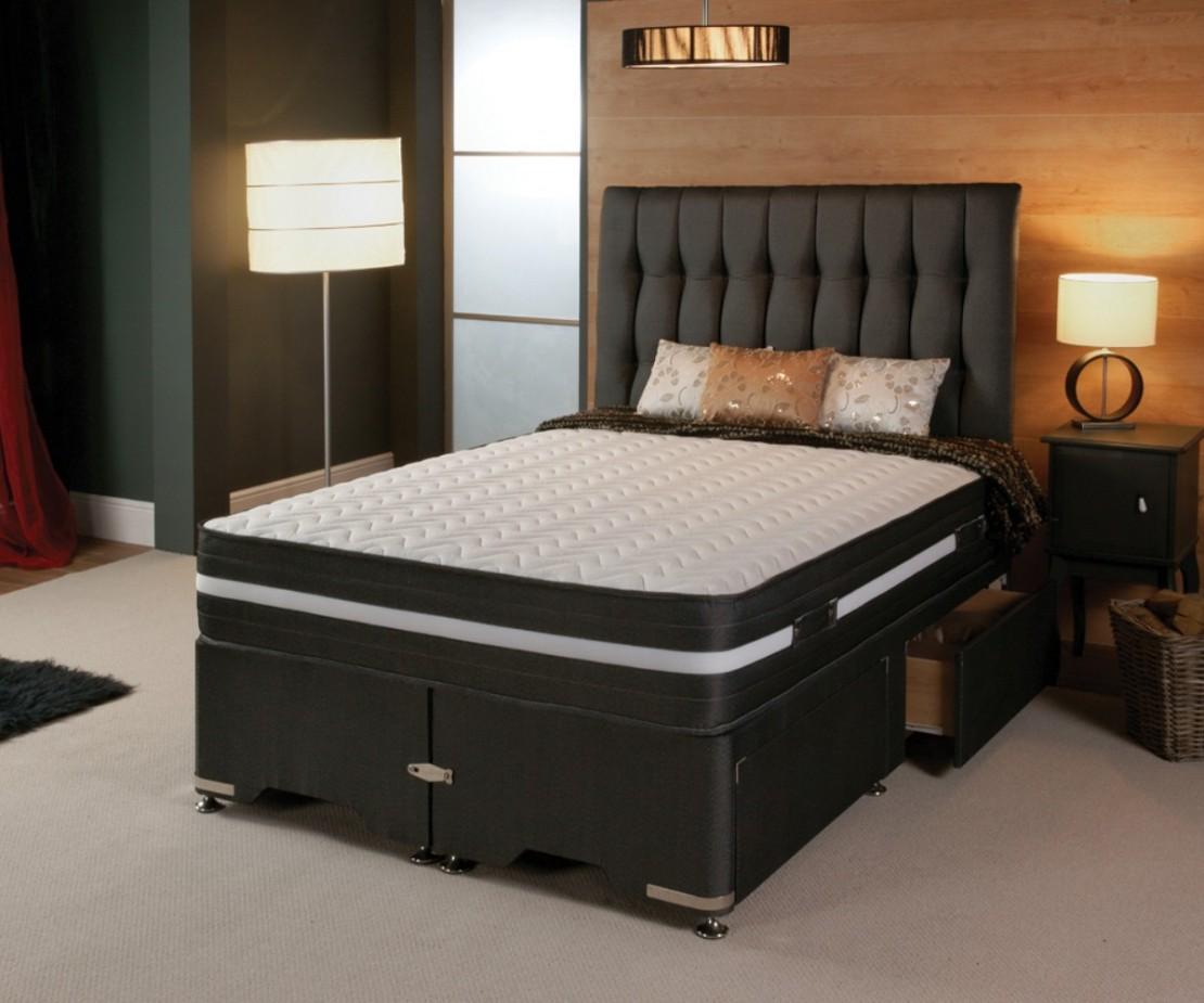 Cheap Bed Penny Furniture Wales 100 Cheap Black Platform