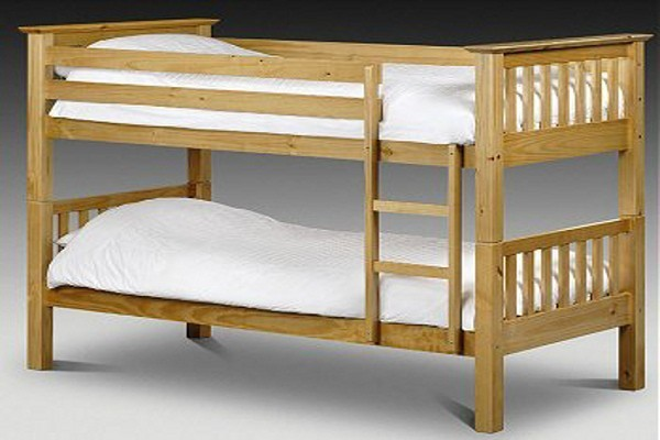 Barcelona Antique Pine Bunk Bed Bunks At Elephant Beds
