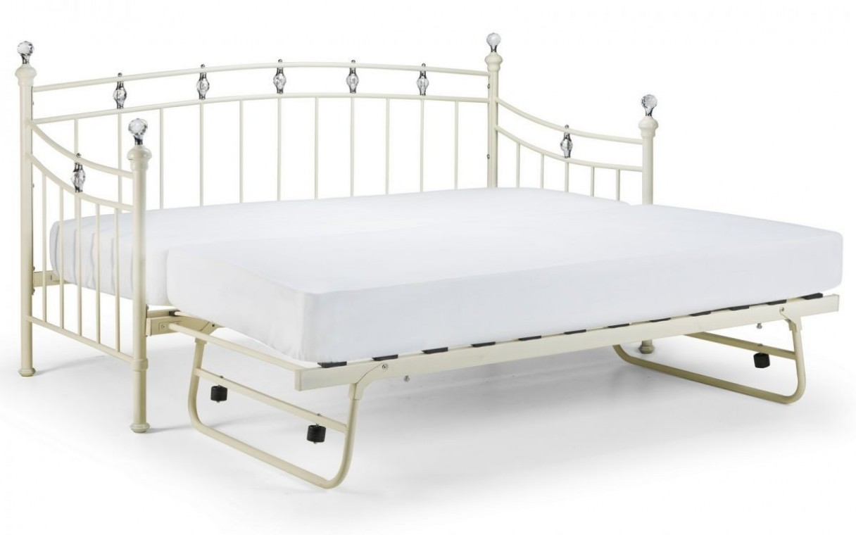 Sophie Crystal Daybed With Trundle Guest Beds At
